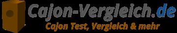 Cajon-Vergleich.de Logo