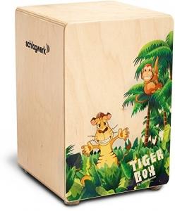 Tigerbox Cajon von Schlagwerk