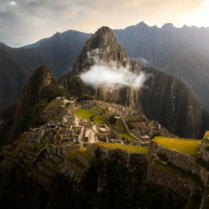 Trommelkisten aus Peru